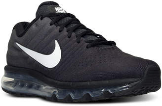 Nike Women's Air Max 2017 Running Sneakers from Finish Line $190 thestylecure.com