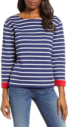 Vineyard Vines Stripe Double Face Sweater