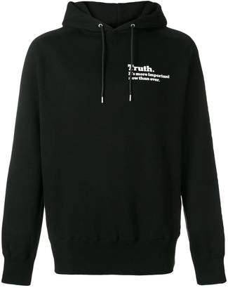 Sacai Truth hoodie