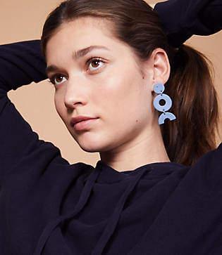Lou & Grey Surface Handmade Shape Earrings