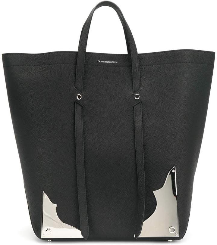 Calvin Klein 205W39nyc western tote bag