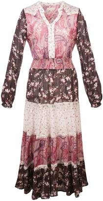 By Ti Mo By Timo bohemian midi dress