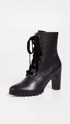 Matiko Emma Lace Up Boots