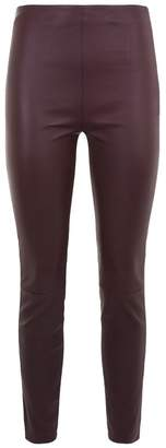 Lorena Antoniazzi Leather Leggings