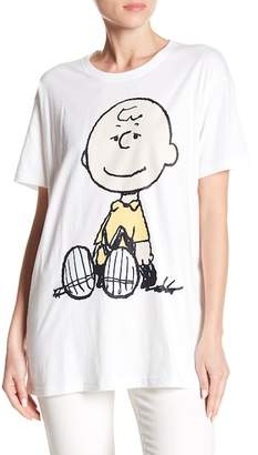 Paul & Joe Sister Charlie Brown Short Sleeve Graphic Tee