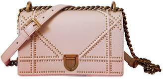 Christian Dior Diorama leather handbag