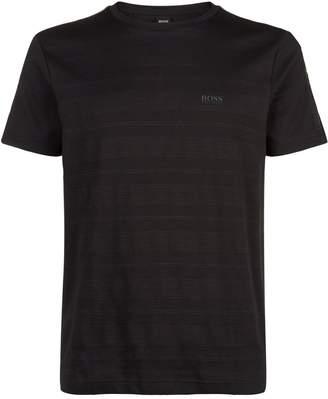 BOSS GREEN Tonal Stripe T-shirt
