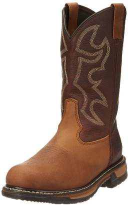 Rocky Men's Original Ride Bridal Steel Toe Work Boot