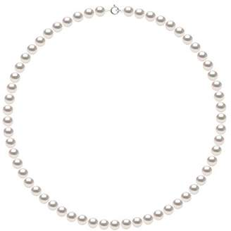 Pearls & Colors Women Pearl Necklace - AM18-CAK-R665-AR2B-AKO