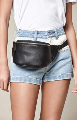 LA Hearts Faux Leather Fanny Pack