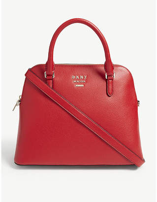 DKNY Whitney dome satchel