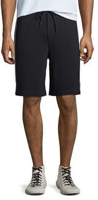 Valentino Men's Logo-Taping Track Shorts
