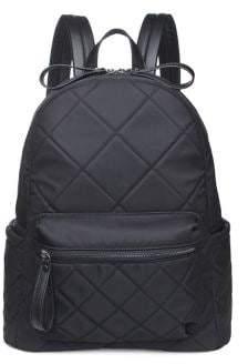 SOL AND SELENE Motivator Nylon Backpack