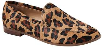 Banana Republic Demi Leopard Print Loafer