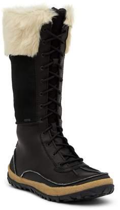 Merrell Tremblant Tall Faux Fur Trimmed Waterproof Boot