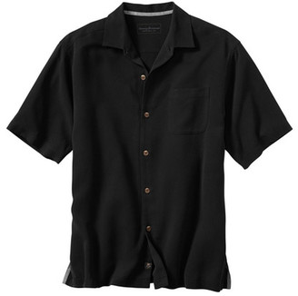 Tommy Bahama San Clemente Short Sleeve Silk Camp Shirt (Big & Tall) $128 thestylecure.com