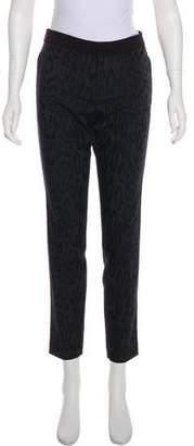 Rebecca Taylor Mid-Rise Skinny Pants