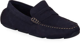 Cole Haan Kelson Suede Penny Loafers
