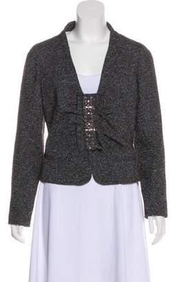 Valentino Wool Bouclé Jacket