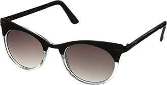 Betsey Johnson Women's Vanessa Square Cateye Sunglasses