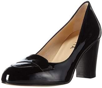Evita Shoes Women's Pump Closed Toe Heels