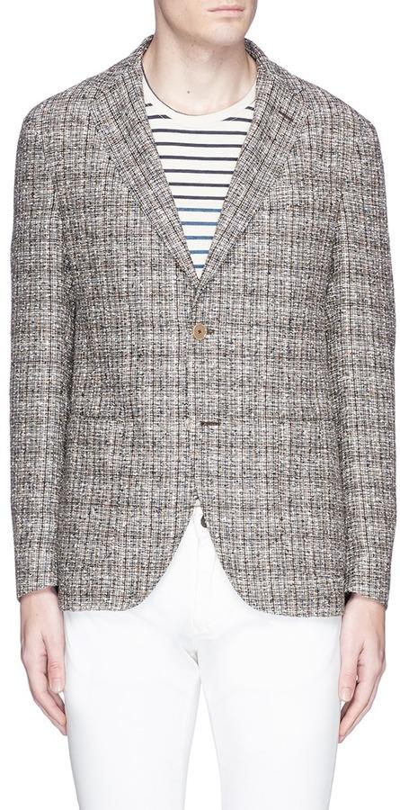 AlteaAltea Tweed soft blazer