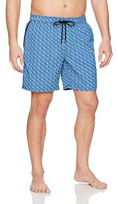 Mr.Swim Mr. Swim Men's Dale Print Swim Trunks