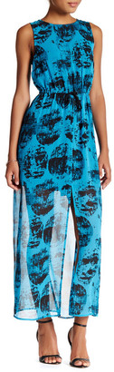 Kensie Printed Maxi Dress $98 thestylecure.com
