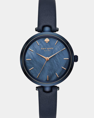 Kate Spade Holland Blue Analogue Watch
