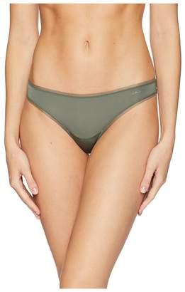 DKNY Intimates Litewear Low Rise Thong Women's Underwear