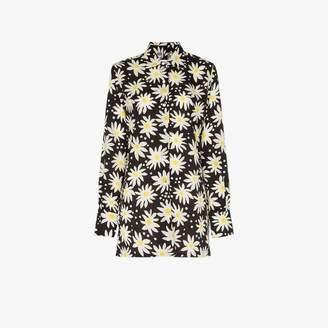 Solid & Striped daisy print shirt