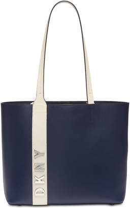DKNY Bedford Mastrotto Leather Tote
