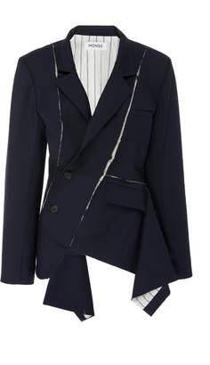 Monse Deconstructed Slashed Jacket