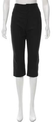 Jacquemus High-Rise Straight-Leg Pants w/ Tags