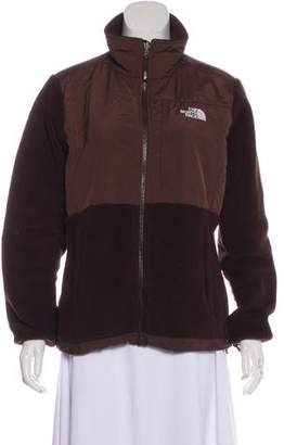 The North Face Fleece-Lined Zip Jacket