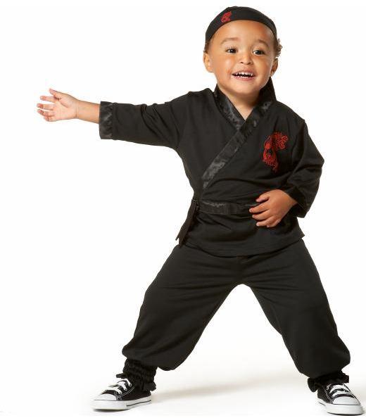 Ninja Costumes for Baby
