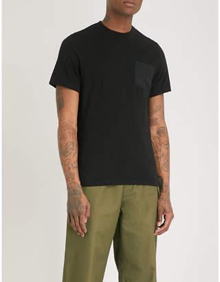 Barbour International Balance cotton-jersey T-shirt