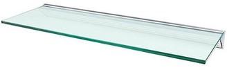 Homestyle Glacier Shelf with Silver Bracket