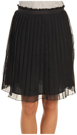 AK Anne Klein - Pleated Skirt