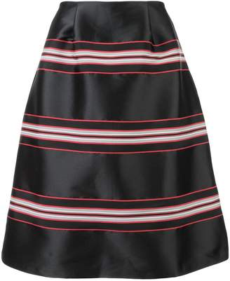 Sachin + Babi striped printed skirt