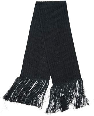 Chloé Black Wool Scarves