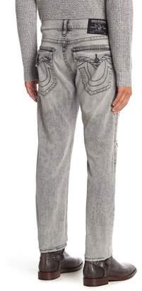 True Religion Flap Pocket Plaid Skinny Jeans