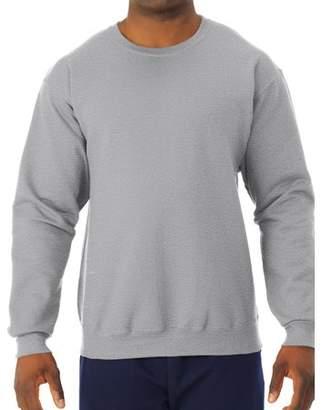 Jerzees Men's NuBlend Preshrunk Fleece Crew Sweatshirt
