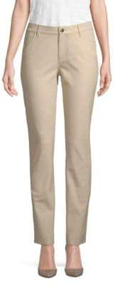 Lafayette 148 New York Thompson Slim-Leg Pants
