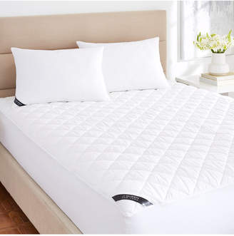 J Queen New York Regal 233 Thread Count Cotton Top Allergen Barrier Waterproof Mattress Pad - Twin Xl