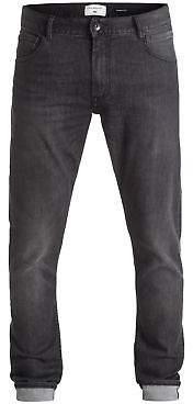 Quiksilver NEW QUIKSILVERTM Mens Killing Zone Skinny Fit Denim Jean Denim Jeans Trousers
