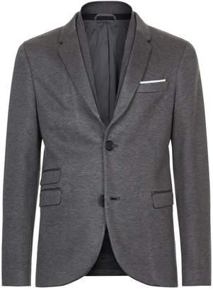 Neil Barrett Rib Collar Jacket