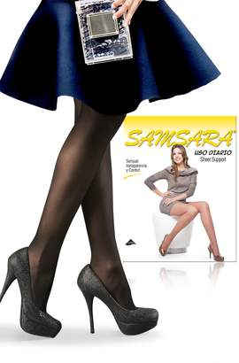 Cocoon Shapers Woman Pantyhose Butt Lift High Brief Tummy Control COC1276