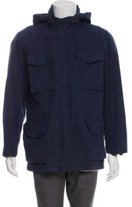 Patrik Ervell Hooded Field Coat