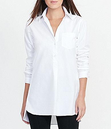 Lauren Ralph LaurenLauren Ralph Lauren Cotton Poplin Shirt